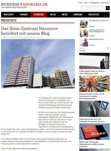 ihme zentrum hannover presse business panorama 221x300 - Presse